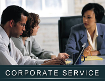 GP Limousine : Corporate service