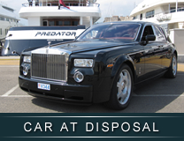 GP Limousine : As directed service