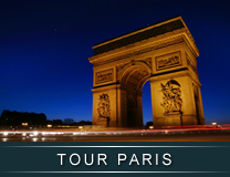 GP Limousine : Tour Paris